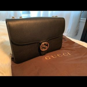 Gucci interlocking GG Shoulder or Crossbody Bag